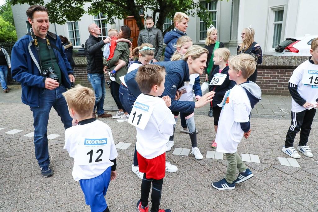 • Dwars door Velddriel Kidsrun Foto: Lya Cattel © Bommelerwaard