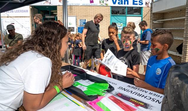 Glaspark Obstacle Run Foto: Nico Van Ganzewinkel © Leerdam