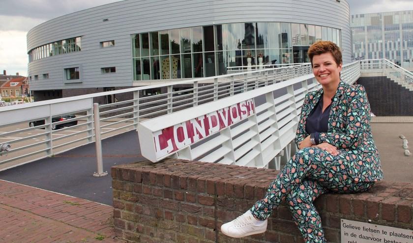 """• Dorien Zandvliet bij Landvast: """"Ik ben heel benieuwd naar de input tijdens 'Iedereen doet mee'."""""""