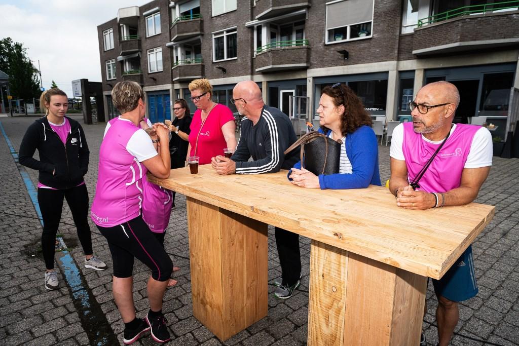 Sportmarathon Vijfheerenlanden Foto: Nico Van Ganzewinkel © Alblasserwaard