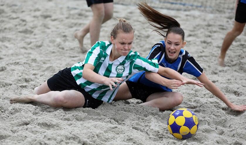 • De beachkorfballers gaan strijden om een NK-ticket.