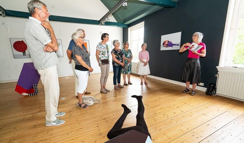 Meet en Greet met Guda Koster in het museum Vianen
