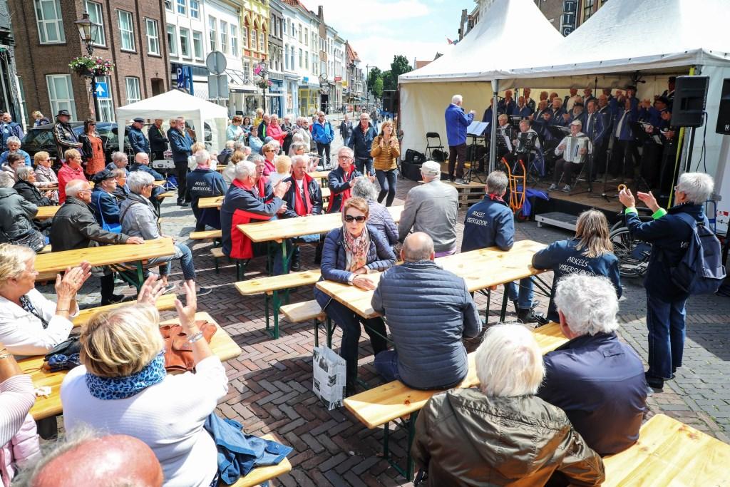 Zeemanskoren Festival Foto: Lya Cattel © Bommelerwaard