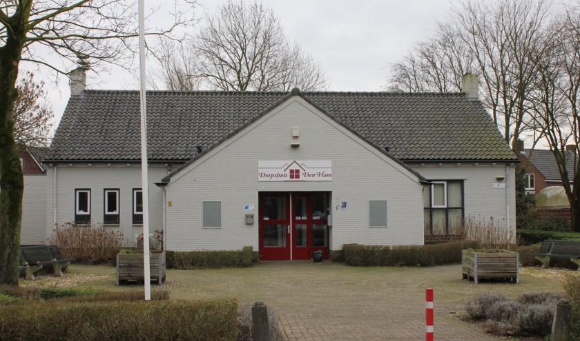 • De vergadering is op maandag 1 juli in dorpshuis Den Ham.