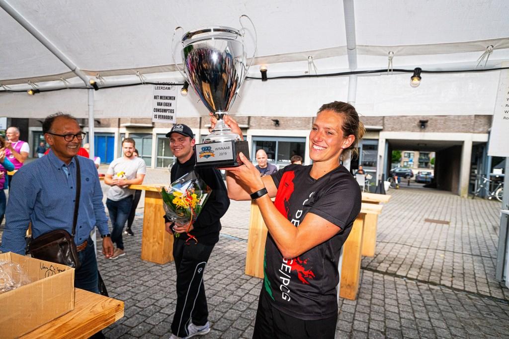 Sportmarathon Vijfheerenlanden Foto: Nico Van Ganzewinkel © Leerdam