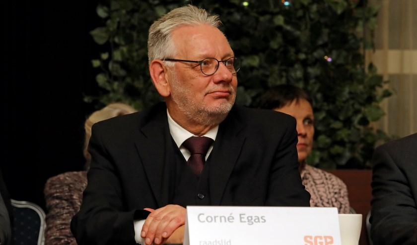 • Corné Egas