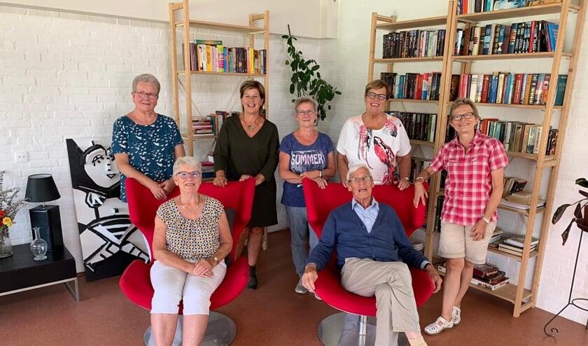 • De vrijwilligers van het Odenshuis.