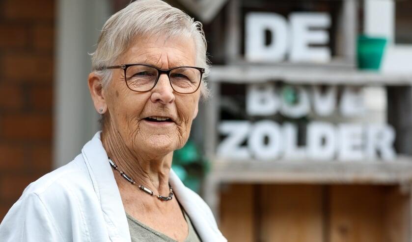 • Ger van der Grijn zal haar werk enorm gaan missen.