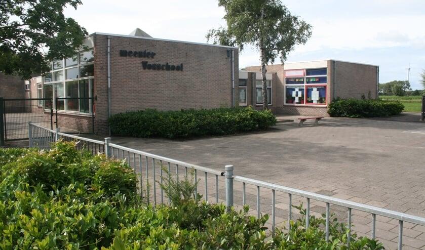 • De Meester Vosschool krijgt zo snel mogelijk een nieuw gebouw, in Hagestein staan ook de noodlokalen gepland.