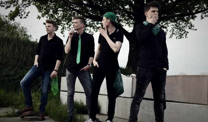 • Pop/rock coverband The Green Monkeys treedt vrijdagavond op. De toegang is gratis.