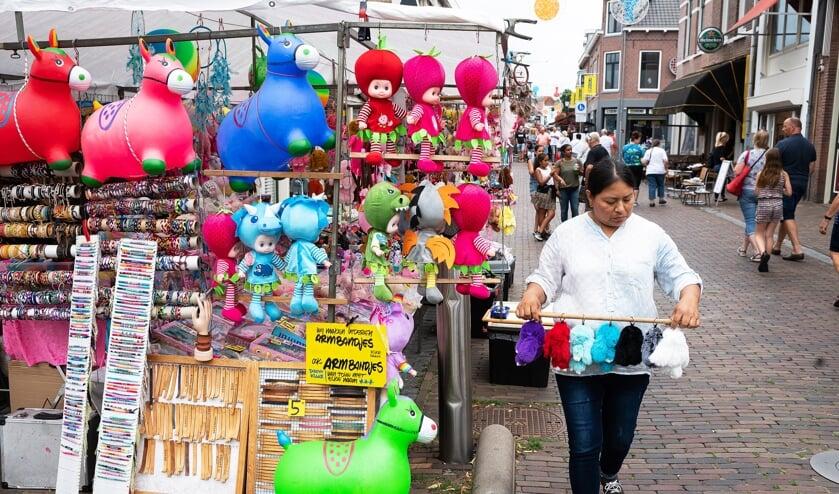 Zomermarkt Leerdam Centrum