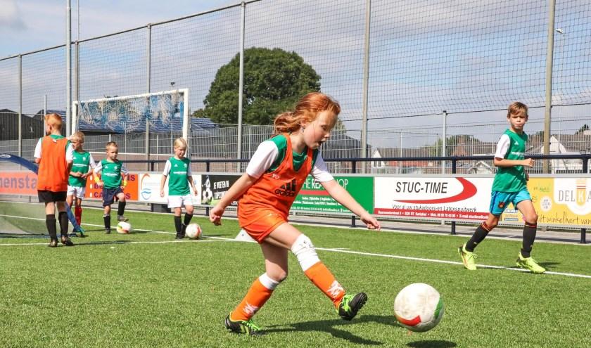 Voetbal 4-daagse voetbalschool