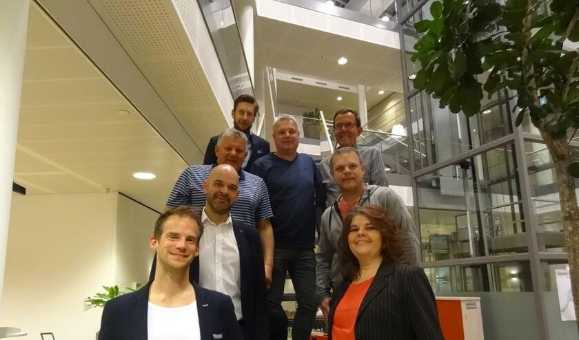 De mensen achter de eerste editie van de Altena Cup.