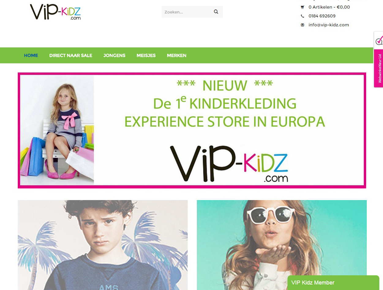 Topmerken Kinderkleding.Vip Kidz Unieke Winkel Zonder Kassa In Bleskensgraaf Alblasserwaard