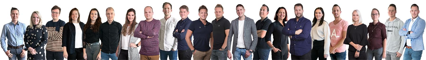 Team foto