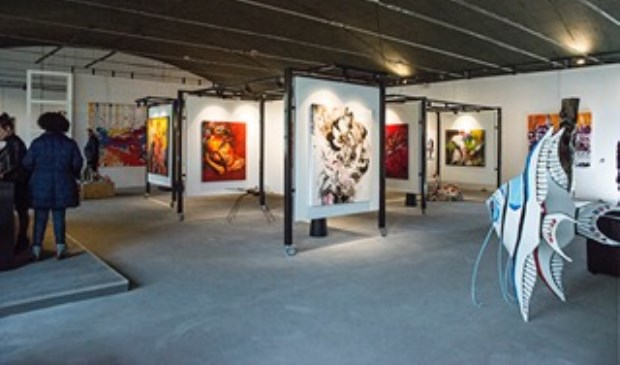 Demooisonenbreugelkrant nieuwe galerie op een bijzondere locatie