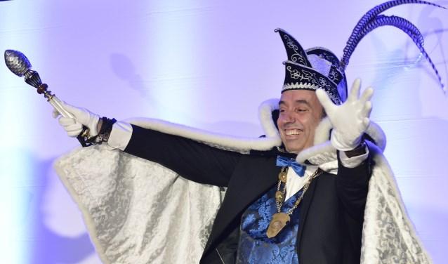 Prins Wim van der Heijden  | Fotonummer: dba847