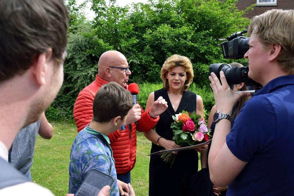 Inwoners Breugel winnen 1 miljoen euro bij de Postcode Loterij Foto: Wil Feijen © DeMooiSonenBreugelKrant