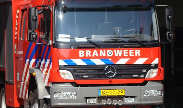 brandweer wagen son en breugel  | Fotonummer: fbb9fc