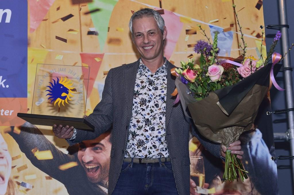 Koen Sol Makelaardijk, ondernemersverkiezing 2018 Foto: Wil Feijen © DeMooiSonenBreugelKrant