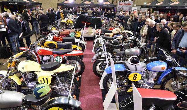 Veel belangstelling tijdens de motorshow van MC Son  | Fotonummer: 0761d6