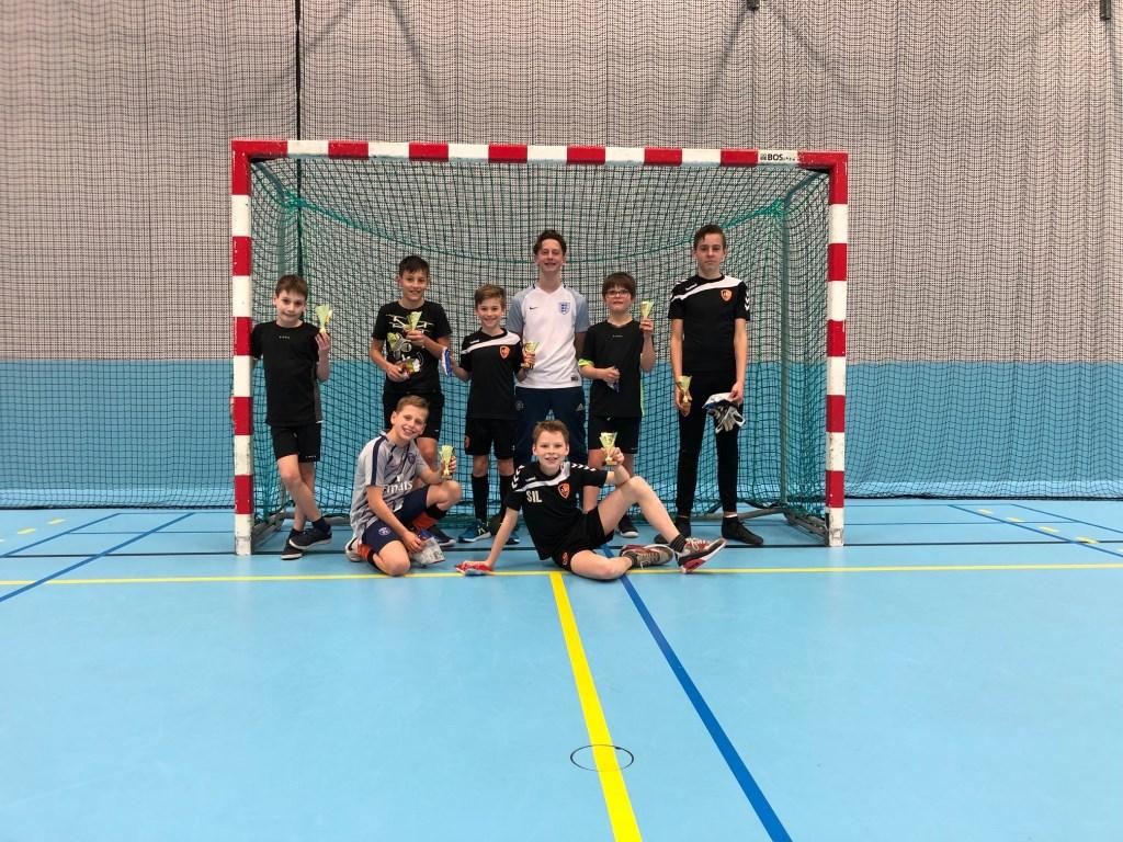Het team: Valencia Foto: Ingezonden © DeMooiSonenBreugelKrant