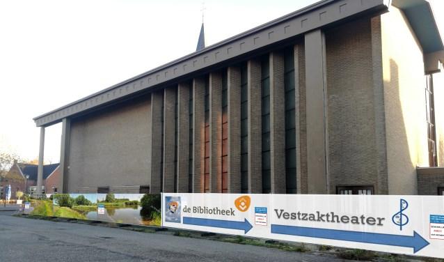 Het voormailge kerkgebouw   | Fotonummer: 6aebe0