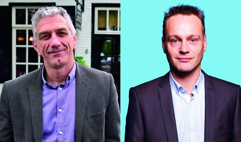 Jos de Bruin (l) en Paul van Liempd (r)   | Fotonummer: 820922