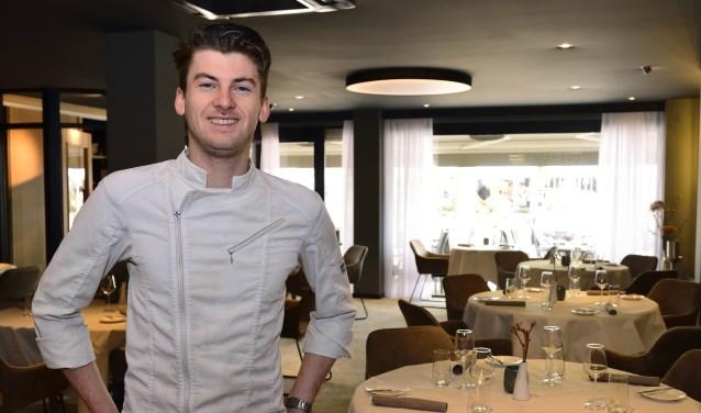 Rick Geven in zijn vernieuwde restaurant   | Fotonummer: 7b0e36