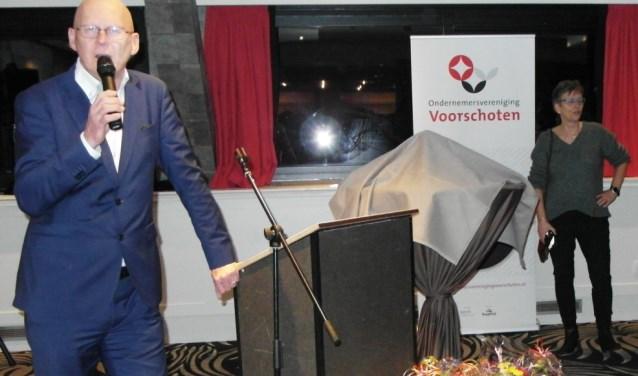 OVV voorzitter Frank ten Have is duidelijk: er moet meer ruimte komen voor ondernemers en ondernemen. Foto: VSK
