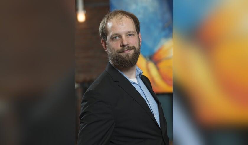 Fractievoorzitter Erik Maassen van de SP