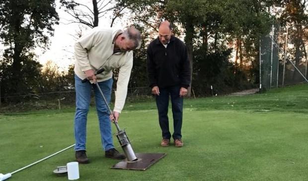 Golfbaan Het Wedde heeft een multifunctionele green golfbaan. Foto: Het Wedde