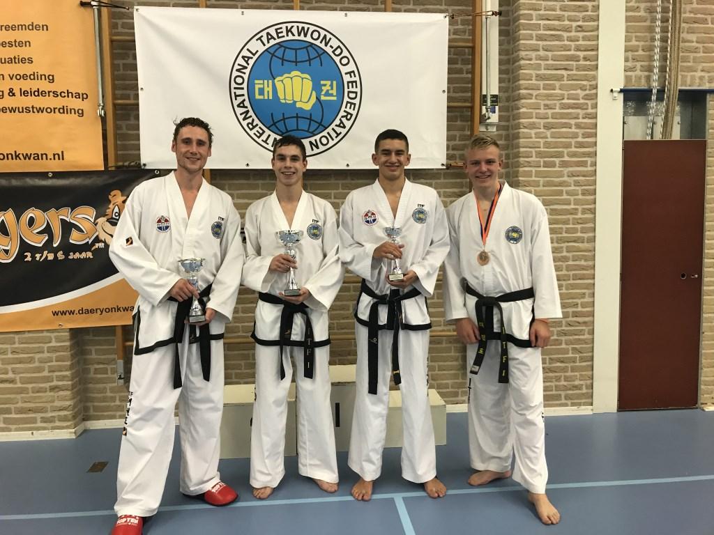 Foto's: Sportinstituut Goederaad.