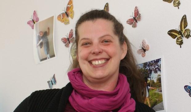 Eveliene Schoenmakers was een bekende in Voorschoten. Foto: VSK