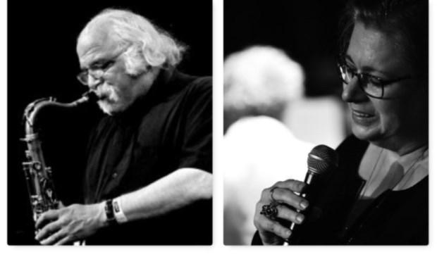 John Ruocco en Rachel Gould treden op 10 november op in het Cultureel Centrum. Foto: pjpj