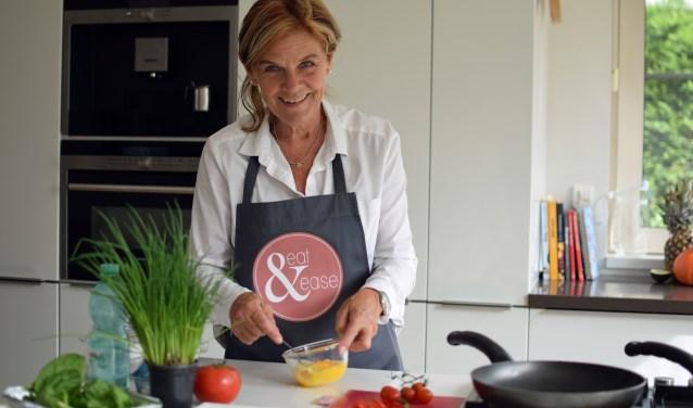 Het Eate & Ease concept van Thea Bodenhorst maakt het diëten makkelijk en je houdt het daarom langer vol.  Foto: PR