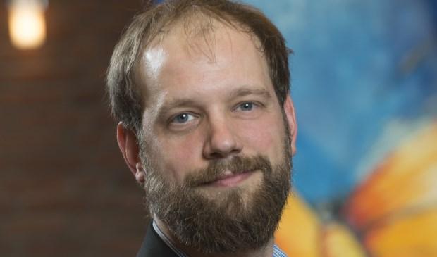 SP Fractievoorzitter Erik Maassen.