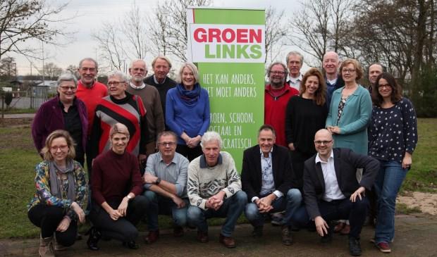GroenLinks gaat in december weer een opruimactie houden. Foto: GroenLinks