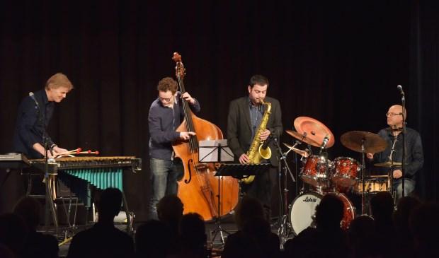 Het jazzconcert van zaterdag 8 december maakte indruk. Foto: pjpj