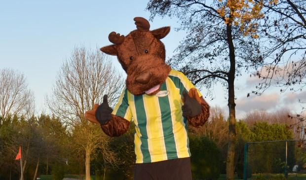 Rendolph is er ook bij op 23 december tijdens de Rendierenloop.