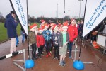 Eerste editie Rendierenloop daverend succes