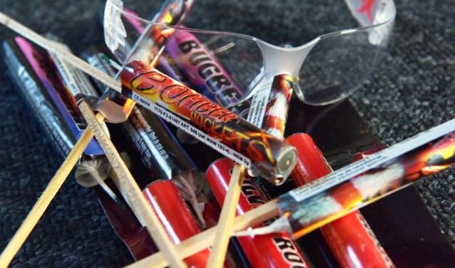 De discussie over vuurwerk afsteken laait weer op. Foto: R. Zoetemelk