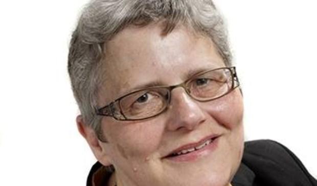 Monique Lamers is wethouderskandidaat voor GroenLinks mocht de partij in de coalitie komen. Foto: GroenLinks
