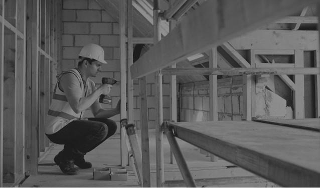 Om- of bij laten scholen in de bouw, techniek of zorg? Kom naar de Kansenmarkt op 15 en 16 mei. Foto: Werkgeversservicepunt