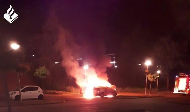 Foto: facebook politie Leiden Zuid