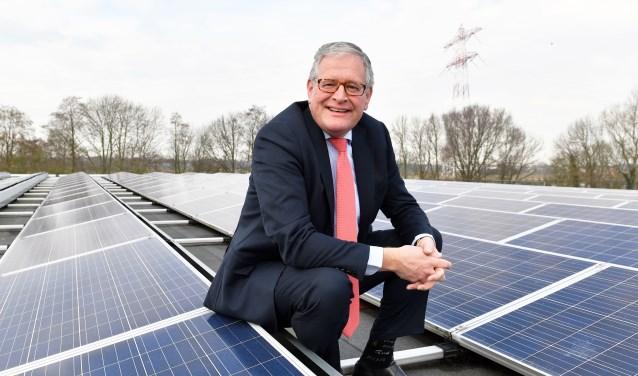 Rob Joosten, rayondirecteur Rabobank Voorschoten-Wassenaar. Foto: PR