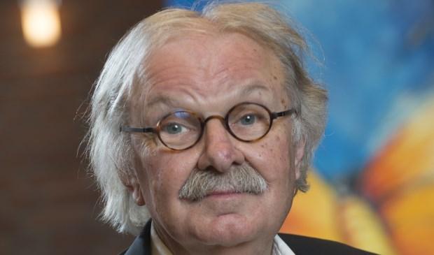 Ad de Graaf, fractievoorzitter PvdA. Foto: John Brussel