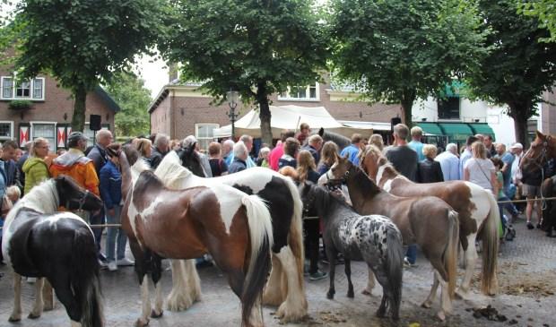Het wordt bloedheet op Paardenmarkt 2018. Het bestuur beraadt zich op maatregelen. Foto: facebook Paardendagen