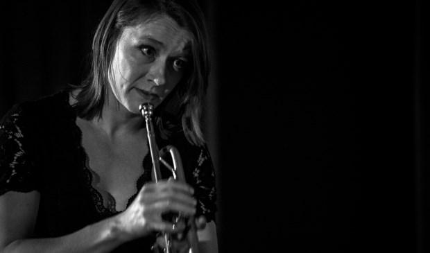 Ellister van der Molen, freelance trompettiste.