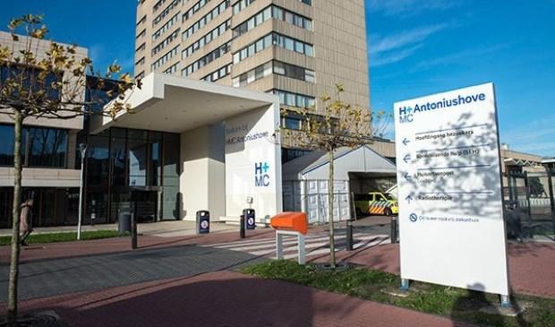 Ziekenhuis Antoniushove in Leidschendam dreigt te worden gesloten. Foto: Haaglanden MC